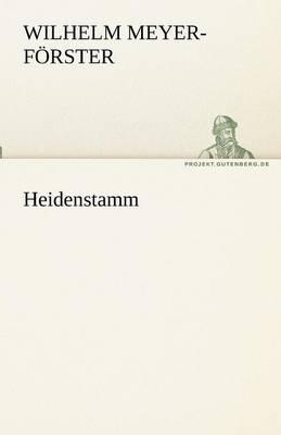 Heidenstamm (Paperback)