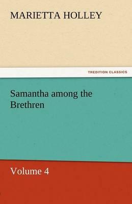 Samantha Among the Brethren - Volume 4 (Paperback)