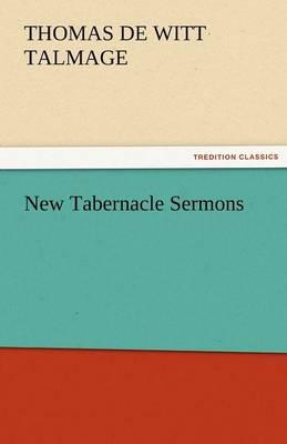 New Tabernacle Sermons (Paperback)