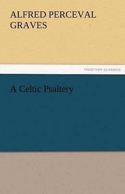 A Celtic Psaltery (Paperback)