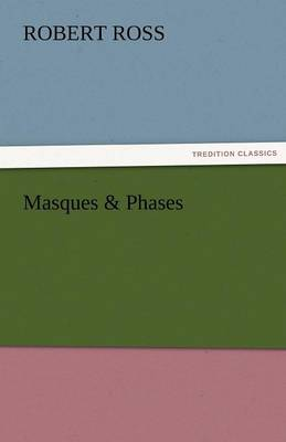Masques & Phases (Paperback)