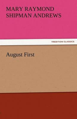 August First (Paperback)
