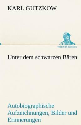 Unter Dem Schwarzen Baren (Paperback)