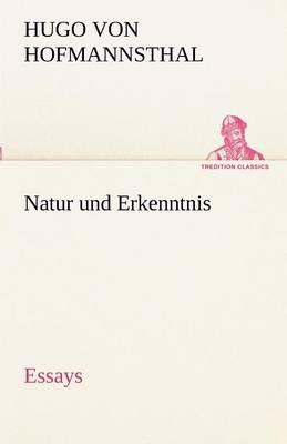 Natur Und Erkenntnis (Paperback)