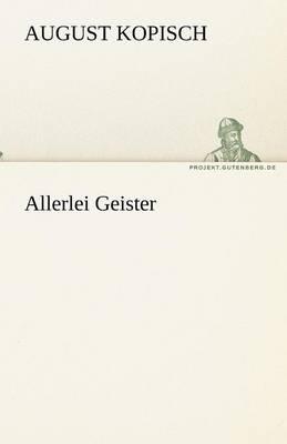 Allerlei Geister (Paperback)