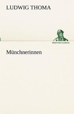 Munchnerinnen (Paperback)