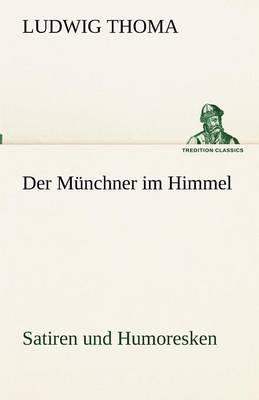 Der M nchner Im Himmel (Paperback)