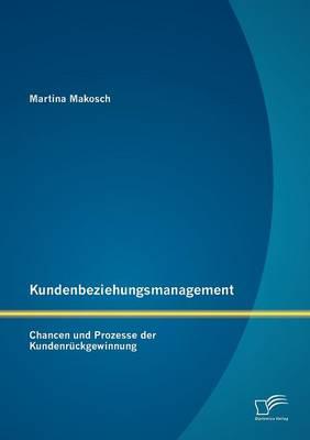 Kundenbeziehungsmanagement: Chancen Und Prozesse Der Kundenr Ckgewinnung (Paperback)