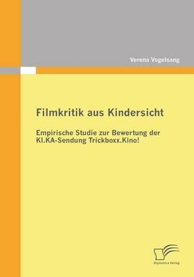 Fimkritik Aus Kindersicht (Paperback)
