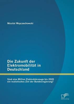 Die Zukunft Der Elektromobilitat in Deutschland: Sind Eine Million Elektrofahrzeuge Bis 2020 Ein Realistisches Ziel Der Bundesregierung? (Paperback)
