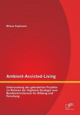 Ambient-Assisted-Living: Untersuchung Der Geforderten Projekte Im Rahmen Der HighTech-Strategie Vom Bundesministerium Fur Bildung Und Forschung (Paperback)