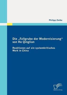 """Die Fallgrube Der Modernisierung"""" Von He Qinglian: Reaktionen Auf Ein Systemkritisches Werk in China (Paperback)"""