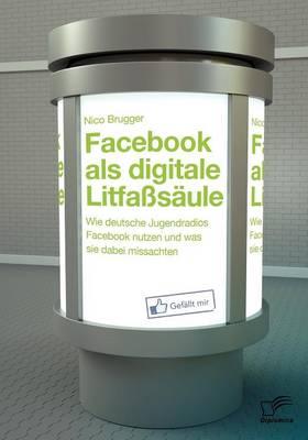 Facebook ALS Digitale Litfa S Ule: Wie Deutsche Jugendradios Facebook Nutzen Und Was Sie Dabei Missachten (Paperback)