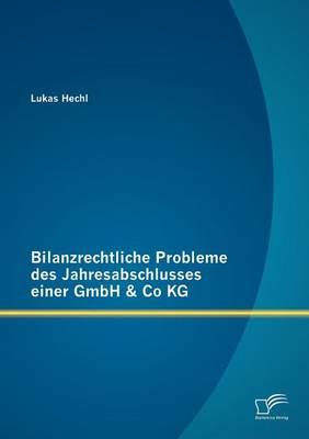 Bilanzrechtliche Probleme Des Jahresabschlusses Einer Gmbh & Co Kg (Paperback)