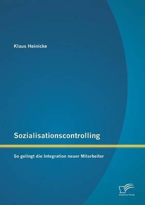 Sozialisationscontrolling: So Gelingt Die Integration Neuer Mitarbeiter (Paperback)