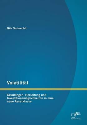 Volatilitat: Grundlagen, Herleitung Und Investitionsmoglichkeiten in Eine Neue Assetklasse (Paperback)