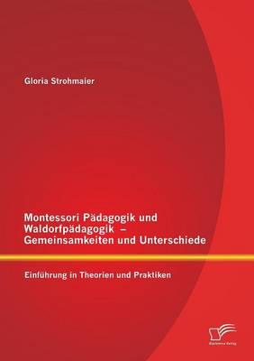 Montessori Padagogik Und Waldorfpadagogik - Gemeinsamkeiten Und Unterschiede: Einfuhrung in Theorien Und Praktiken (Paperback)
