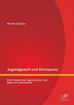 Jugendgewalt Und Delinquenz: Eine Studie Uber Aggressionen Und Boxen ALS Intervention (Paperback)