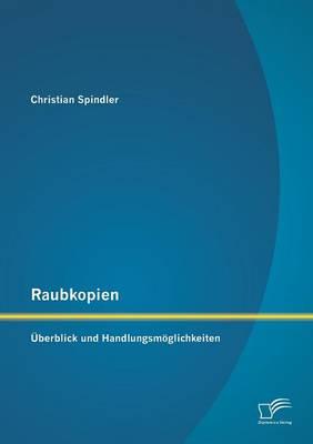 Raubkopien: Uberblick Und Handlungsmoglichkeiten (Paperback)