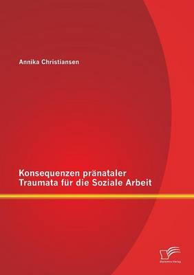 Konsequenzen Pranataler Traumata Fur Die Soziale Arbeit (Paperback)