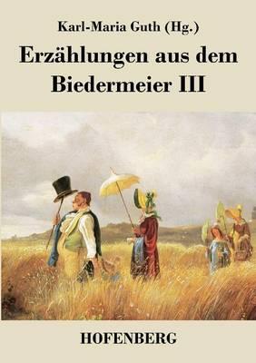 Erzahlungen Aus Dem Biedermeier III (Paperback)