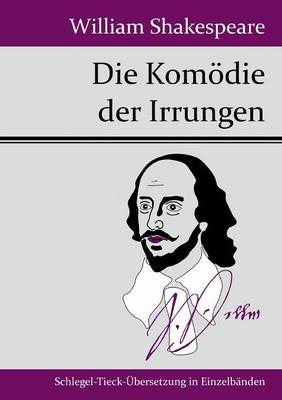 Die Komodie Der Irrungen (Paperback)