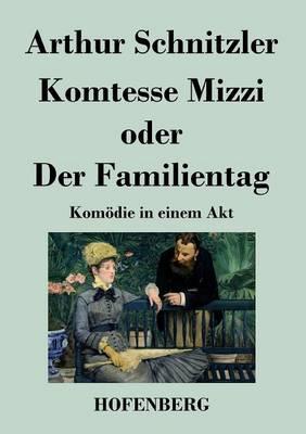 Komtesse Mizzi Oder Der Familientag (Paperback)