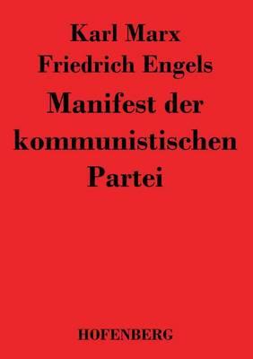 Manifest Der Kommunistischen Partei (Paperback)
