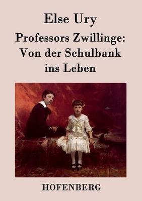 Professors Zwillinge: Von Der Schulbank Ins Leben (Paperback)
