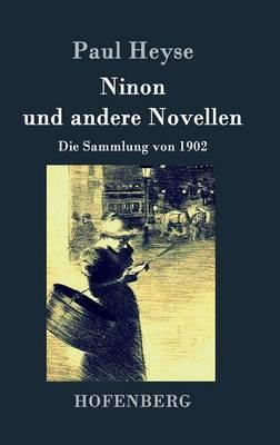 Ninon Und Andere Novellen (Hardback)
