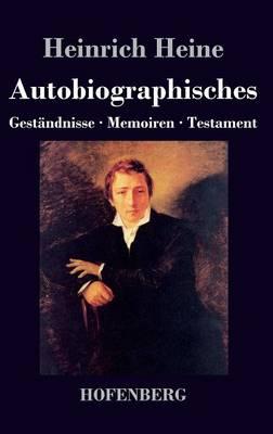 Autobiographisches (Hardback)