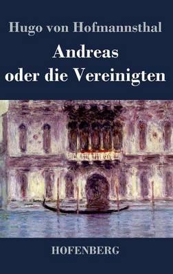 Andreas Oder Die Vereinigten (Hardback)