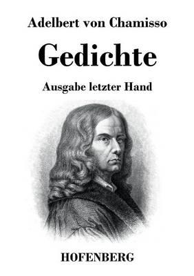 Gedichte: Ausgabe letzter Hand (Paperback)
