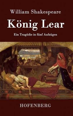 Konig Lear (Hardback)