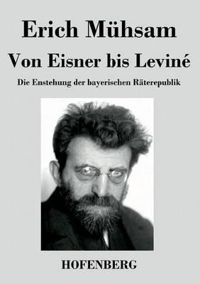 Von Eisner Bis Levin (Paperback)