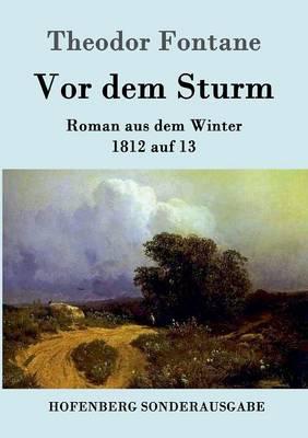 VOR Dem Sturm (Paperback)