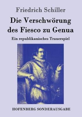 Die Verschworung Des Fiesco Zu Genua (Paperback)