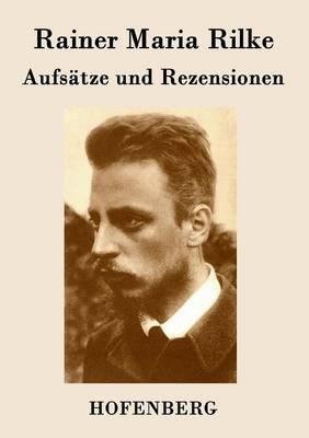 Aufsatze Und Rezensionen (Paperback)