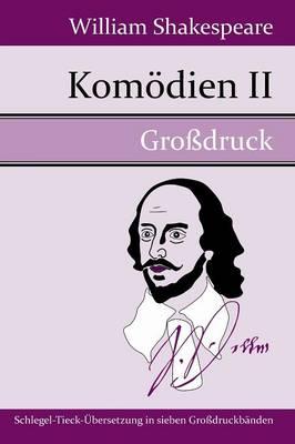 Komodien II (Hardback)