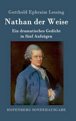 Nathan Der Weise (Hardback)