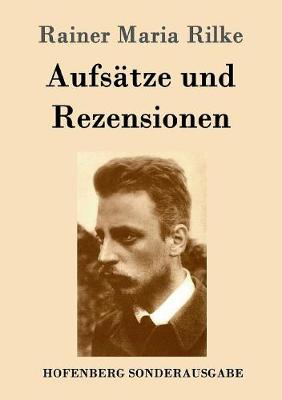 Aufs tze Und Rezensionen (Paperback)