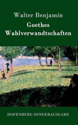 Goethes Wahlverwandtschaften (Hardback)