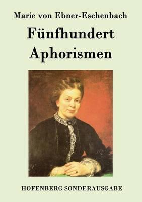 F nfhundert Aphorismen (Paperback)