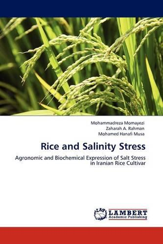 Rice and Salinity Stress (Paperback)