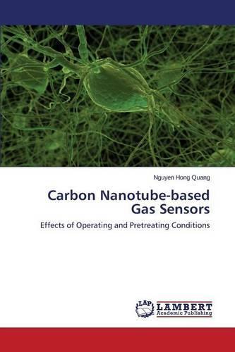 Carbon Nanotube-Based Gas Sensors (Paperback)