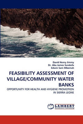 Feasibility Assessment of Village/Community Water Banks (Paperback)