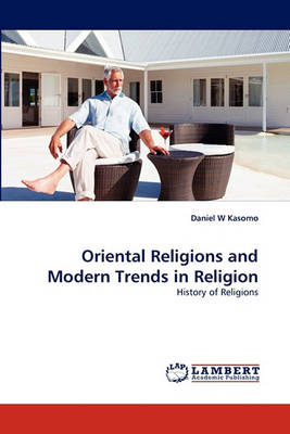 Oriental Religions and Modern Trends in Religion (Paperback)