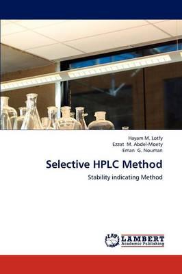 Selective HPLC Method (Paperback)