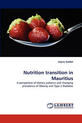 Nutrition Transition in Mauritius (Paperback)