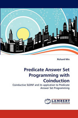 Predicate Answer Set Programming with Coinduction (Paperback)